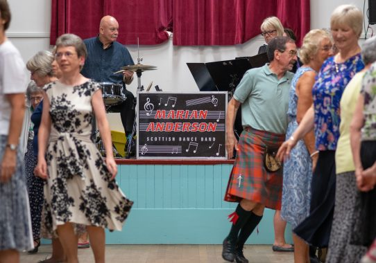 Scone Summer Dances - July/August 2019