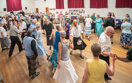 Scone Summer Dances - July/August