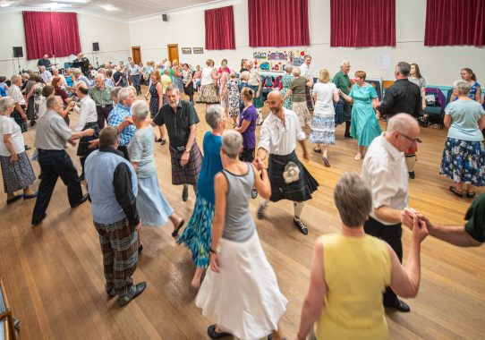 Scone Summer Dances - July/August